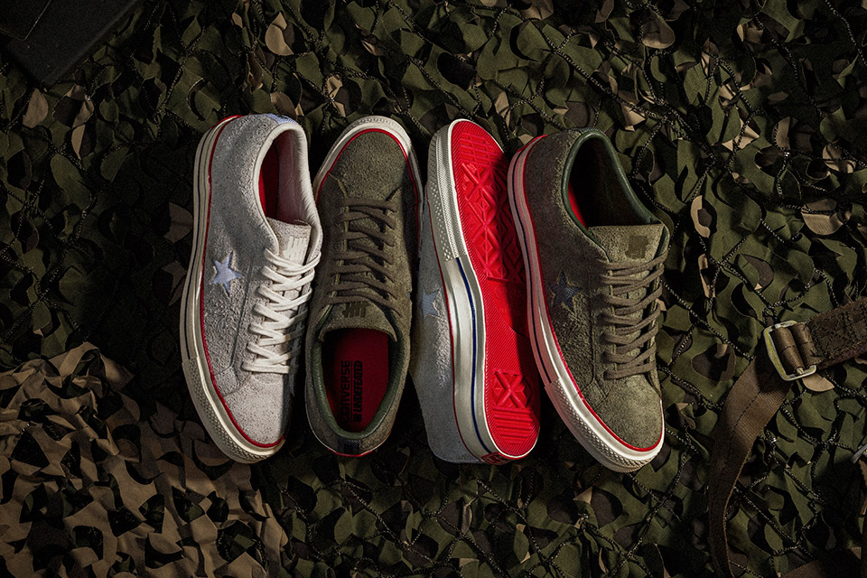 CONVERSE x UNDEFEATED ONE STAR '74 main