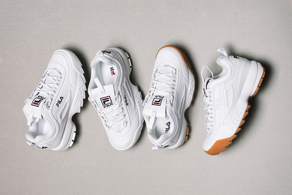 FILA, DISRUPTOR2 korea Official release main