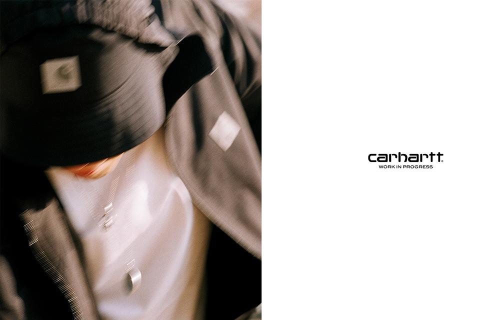 carhartt wip EDITORIAL WITH nafla main
