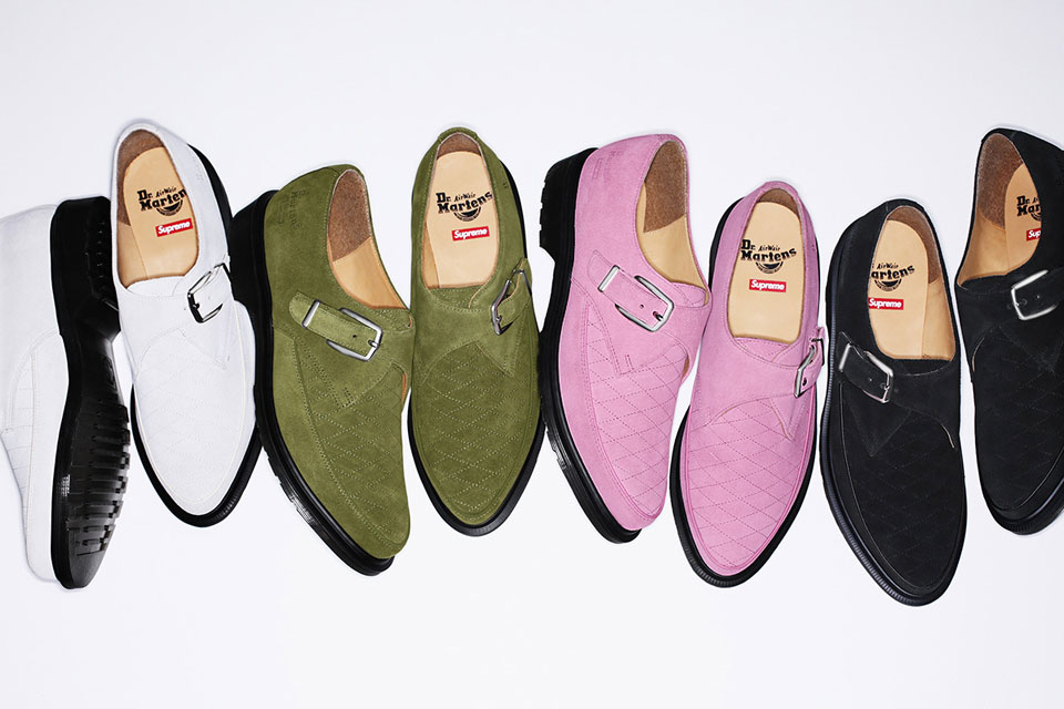 supreme x dr martens 17 footwear collection main