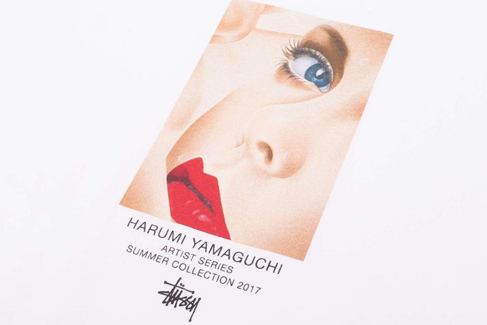 stussy-shirt-designs-artist-series-harumi-yamaguchi