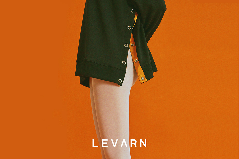 levarn 17 spring, summer lookbook main