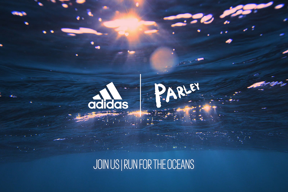 adidas x Parley RUN FOR THE OCEANS main
