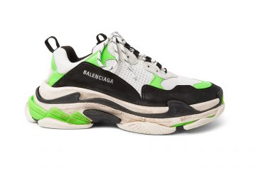 mr-porter-balenciaga-triple-s-trainer-Fluorescent-green