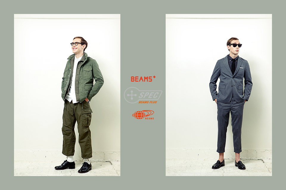 BEAMS PLUS 15 S/S Look-Book | eyesmag | 아이즈매거진